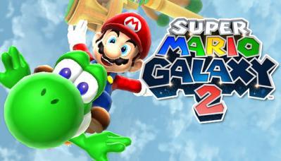 Mario vuelve a la galaxia con mucha mas diversión .